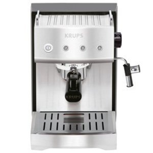 KRUPS Pump Espresso Machine with Krups Precise Tamp Technology, Stainless Steel