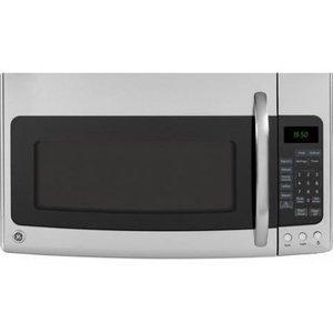 Ge Emaker 1 9 Cu Ft Over The Range 1100 Watt Microwave