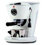Espressione Cafe Charme Espresso/Cappuccino Machine, White 1332-W
