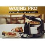 Waring Pro Stainless Steel single Belgian Waffle Maker