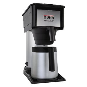 BUNN® Velocity Brewer ThermoFresh® 10-Cup Home Brewer BTX-B