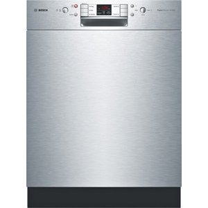 "Bosch 24"" 800 Plus Series Built In Dishwasher"