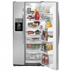 GE Profile Side-by-Side Refrigerator