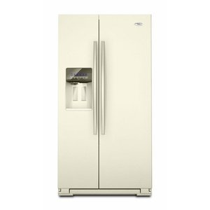 Whirlpool Side-by-Side Refrigerator GSF26C4EXT