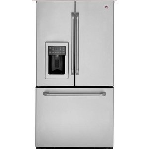GE Bottom-Freezer Freestanding Refrigerator