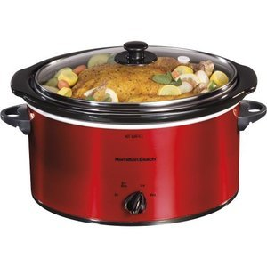 Hamilton Beach 5-Quart Oval Slow Cooker