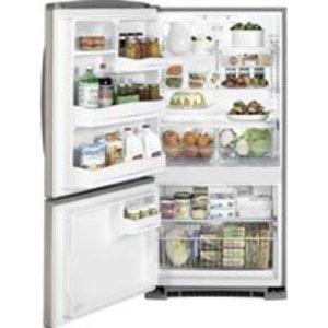 GE Bottom-Freezer Refrigerator