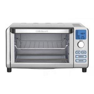 Cuisinart TOB-100 Compact Digital Toaster Oven Broiler