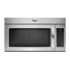Whirlpool Stainless Steel Microwave Hood Combination