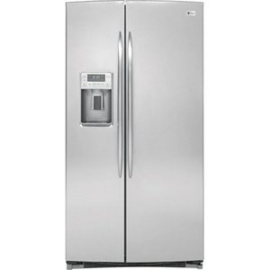GE Profile 36 in. Side-by-Side Refrigerator