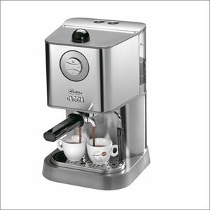 Gaggia Baby Class Manual Espresso Machine, Brushed Stainless Steel
