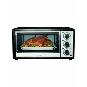 Hamilton Beach Convection 6-Slice/Broiler Toaster Oven