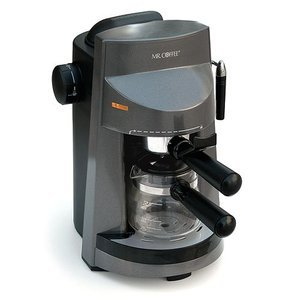 MR. COFFEE? Steam Espresso/Cappuccino Maker - Grey