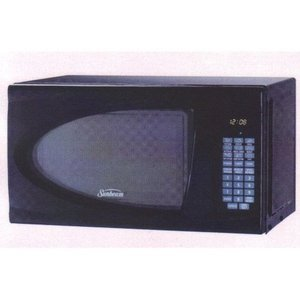 Sunbeam Mwo 1.1cuft Digital Microwave Sunbeam 1.1 Cuft Digital Microwave
