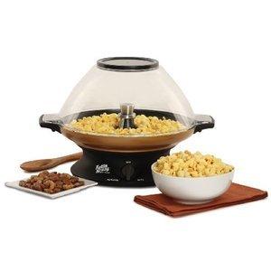 West Bend Kettle Krazy Popcorn Popper and Nut Roaster
