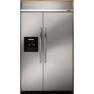 Dacor Epicure 25.3 cu. ft. Side-by-Side Counter Depth Built-in Refrigerator