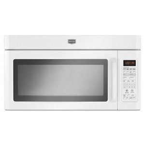 Maytag 1.8 cu. ft. 1100 Watt Combination Range Hood Microwave - Stainless