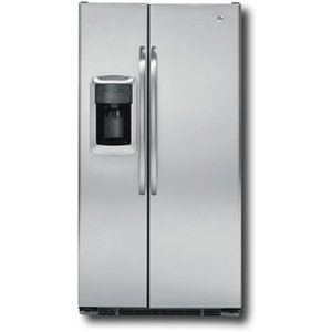 GE Side-by-Side Refrigerator