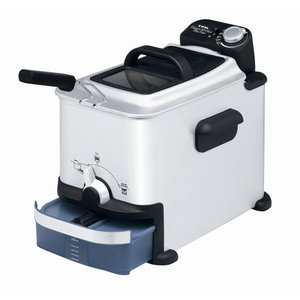 T-fal Ultimate EZ Clean 3.3-Liter Immersion Deep Fryer