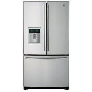 LG French Door Bottom-Freezer Refrigerator