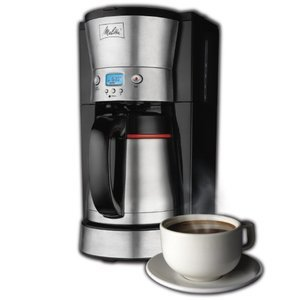 Melitta 10-Cup Thermal Coffeemaker 46894 Reviews Viewpoints.com