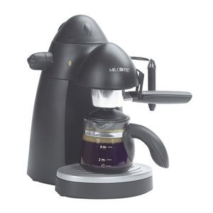 Mr. Coffee Steam Espresso Maker