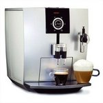 Jura-Capresso Impressa J5 Automatic Coffee and Espresso Center, Piano White