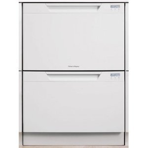 Fisher & Paykel DishDrawer Series Semi-Integrated Double Drawer Dishwasher
