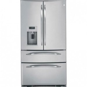 GE Profile French-Door Bottom-Freezer