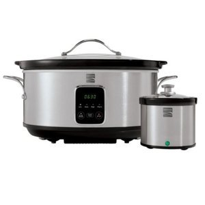 Kenmore Qt. Slow Cooker with Dipper