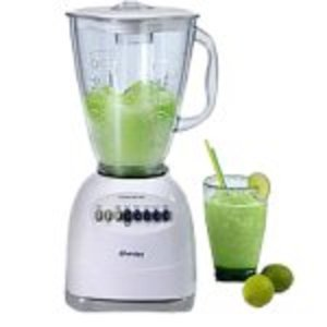 Oster Cube 12-Speed Blender, White