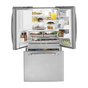GE Profile French-Door Bottom-Freezer Refrigerator