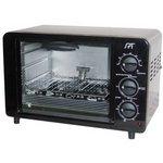 Sunpentown Stainless-Steel 1200-Watt 4-Slice Toaster Oven