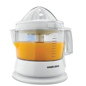 Black & Decker 32-Ounce Electric Citrus Juicer
