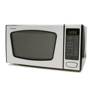Emerson 0.9Cu.Ft. 900 Watt Touch-Control Microwave Oven, Stainless Steel