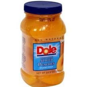 Dole Sliced Peaches