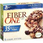 Fiber One - Oats & Chocolate Chewy Bars