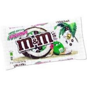 Mars - M&M's Coconut