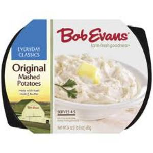 Bob Evans Mashed Potatoes