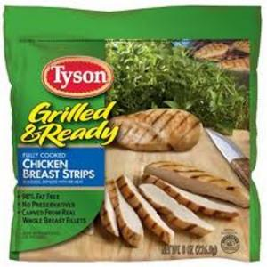 Tyson Grilled & Ready Chicken Breast Fillets