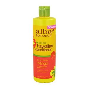 Alba Botanica Natural Hawaiian Conditioner Body Builder Mango