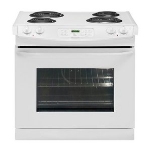 Frigidaire Drop-In Electric Range - White