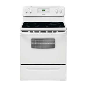 Frigidaire Freestanding Electric Range - White