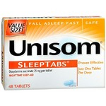 Unisom SleepTabs Nighttime Sleep-Aid