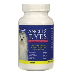 Angels' Eyes Tear-Stain Eliminator for Dogs