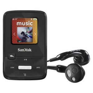 SanDisk Sansa Clip Zip GB MP3 Player