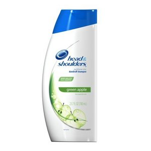 Head & Shoulders Dandruff Shampoo Green Apple