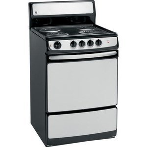 "GE 24"" QuickClean Electric Range"