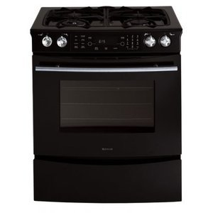 "Jenn-Air 30"" Slide-In Dual-Fuel Range JDS8850BDB"