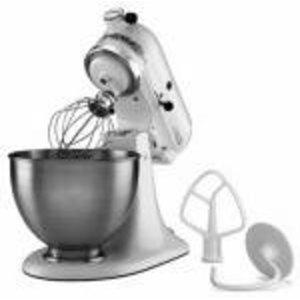 KitchenAid Classic 250-Watt 4-1/2-Quart Stand Mixer, White